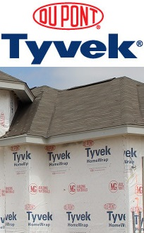 Tyvek products in San Antonio, Pleasanton Texas