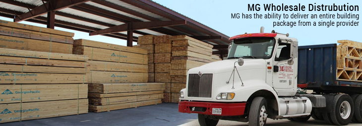 MG Wholesale Distribution in Texas