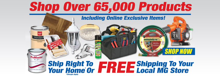 Shop Over 65,000 Products