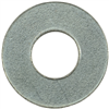 #8 Flat Washer SAE Zinc 0