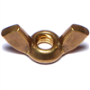 10-24    Wing Nut Brass 0