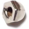 3/16 Closed Acorn Push Nut Zinc 0