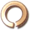 #4    Lock Washer Bronze 0