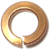 #8    Lock Washer Bronze 0