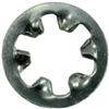 #4    Lock Washer Internal Tooth Zinc 0