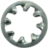 #10  Lock Washer Internal Tooth Zinc 0
