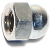 8MM-1.25  Metric Acorn Cap Nut Zinc 1/pk 0