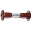 1-5/16 X 1-5/8 Connector Bolt Zinc/Brown 0