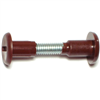 1-9/16 X 1-13/16 Connector Bolt Zinc/Brown 0