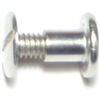 "1/4""           Screw Post Alum 0"