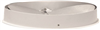 "Rangehood Collar With Damper 7"" White ARD7R/E-22A 0"