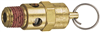 "Air Fitting 1/4"" Safety Valve 21-707 0"