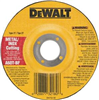 Cut Off Wheel Metal DW8420 4x.045x5/8 A60T Grit 0