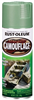 Spray Paint Rustoleum Camo Army Green Ultra Flat 12oz 0
