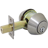 Deadbolt Double Side Commercial Stainless Steel D762V 0