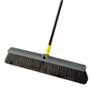 "Broom-Push w/ Handle 18"" BulldozerSmooth Surfaces 00523 0"