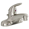 Faucet American Standard Lavatory 1 Handle Satin Chrome 9316110.295 0