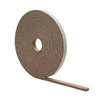 Foam Tape 3/16X3/8X17' High Density 02790 0
