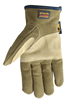 Gloves Wells Lamont 1019XL Hydrahyde Split Cowhide 0