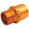 "Copper Fitting .50""X.75"" Male Adapter Cxmip 30316 0"