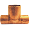 "Copper Fitting .50""X.50""X.75"" Tee Cxc	32704 0"