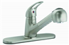 Faucet Banner Kitchen 1 Handle Pullout Nickel 0