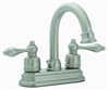 Faucet Banner Lavatory 2 Handle Brushed Nckel 696-B 0