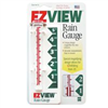 Rain Gauge EZ View 8200180 0