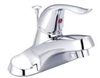 Faucet Banner Lavatory 1 Hamdle Chrome W/Pop Up & 20'Supply Lines 901-B 0