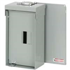 125 Amp 2-Space 4-Circuit Main Lug Outdoor Breaker Box BR24L125RP 0