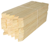 "Stakes Wooden 1""X2""X12"" (50/Bdl) 0"