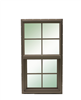 Window-Br 2 0X5 0 100 4/4 Le S-Hng N/Sc 0