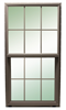 Window-Bronze 2 8X4 4 100 6/6 Le S-Hng N/Sc 0