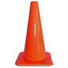 "Safety Cone-12"" Pylon Day Glo Orang Sc12 0"