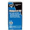 Cement-Webpatch 90 10314  4Lb Box White Do Not Use Under Vinyl Sheet Goods!! 0