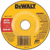 "Grinding Wheel Metal 4.5""X1/4""X7/8"" Dw4514 0"
