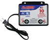 Electric Fence Charger-10Ac Contin Eac10A-Fs Old #Ss-525Cs 0