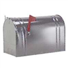 Mailbox Rural #2 Grey Steel St20/2-1 0