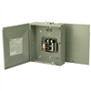 125 Amp 8-Space 8-Circuit Outdoor Main Breaker Box CH8L125RP 0