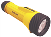 Flashlight-Evinl25S Rubber & Steel 2/D 41-2968 3Aaa 0