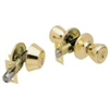 Deadbolt & Lockset Double Combo Polished Brass BS7B1-PS 0