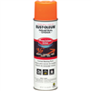 Spray Paint Marking Fluorescent Orange 17Oz Inverted 20-357 0