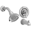 Faucet American Standard Tub & Shower 1 Handle Chrome 9046502.002 0
