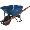 Wheelbarrow 6Cuft Blue Jackson M6T22 0