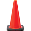 "Safety Cone-18"" Pylon Day Glo Orrag Sc18 0"