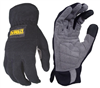Gloves Dewalt Dpg218Xl Lrg Slipon Leathr 0
