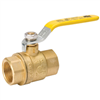 "Ball Valve Brass  .25"" 01728155C/107-821 0"