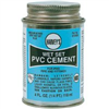 Cement Pvc  4Oz Wet Set Blue 018400 0