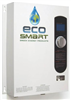 Water Heater-Electric Eco18 Instant Tankless 2.5Gpm Requires: (2) 40Amp 2Pole Breakers 0