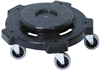 Round Dolly For 20-55Gal 0